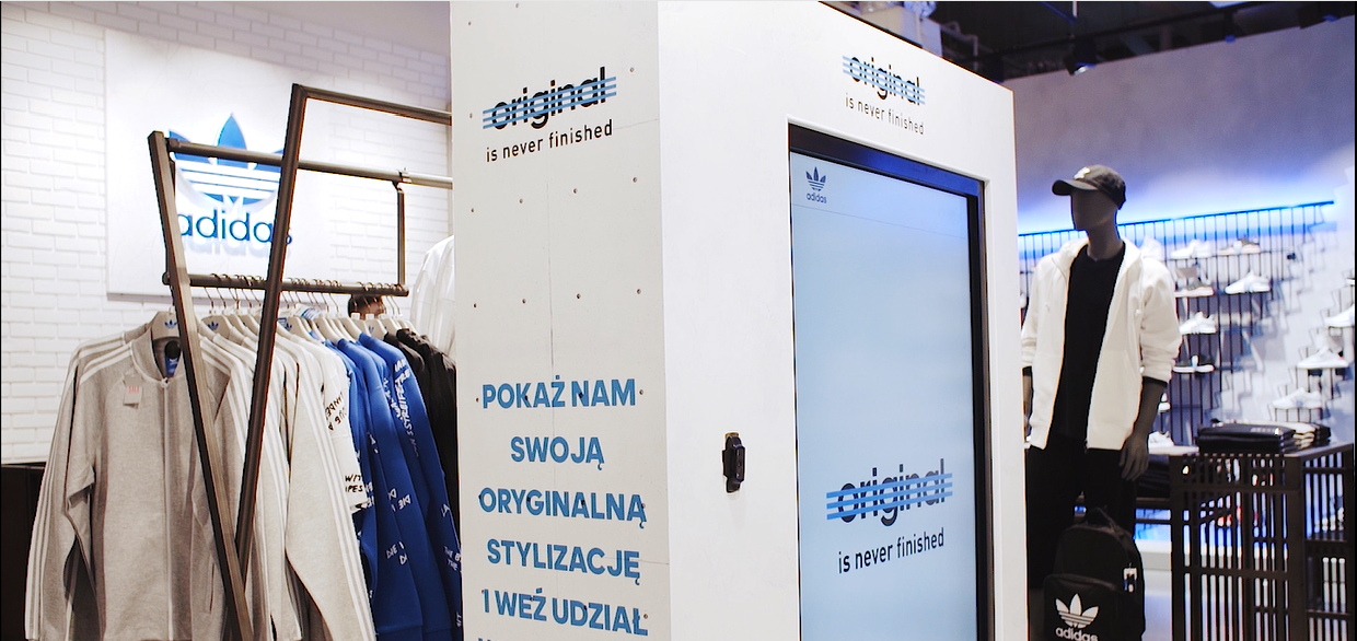 Original is never finished - konkurs na stylizację adidas Originals