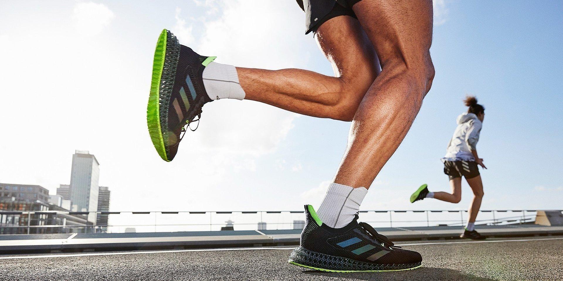 Ruszaj naprzód! Pokonuj kolejne kilometry z łatwością dzięki technologii adidas 4DFWD