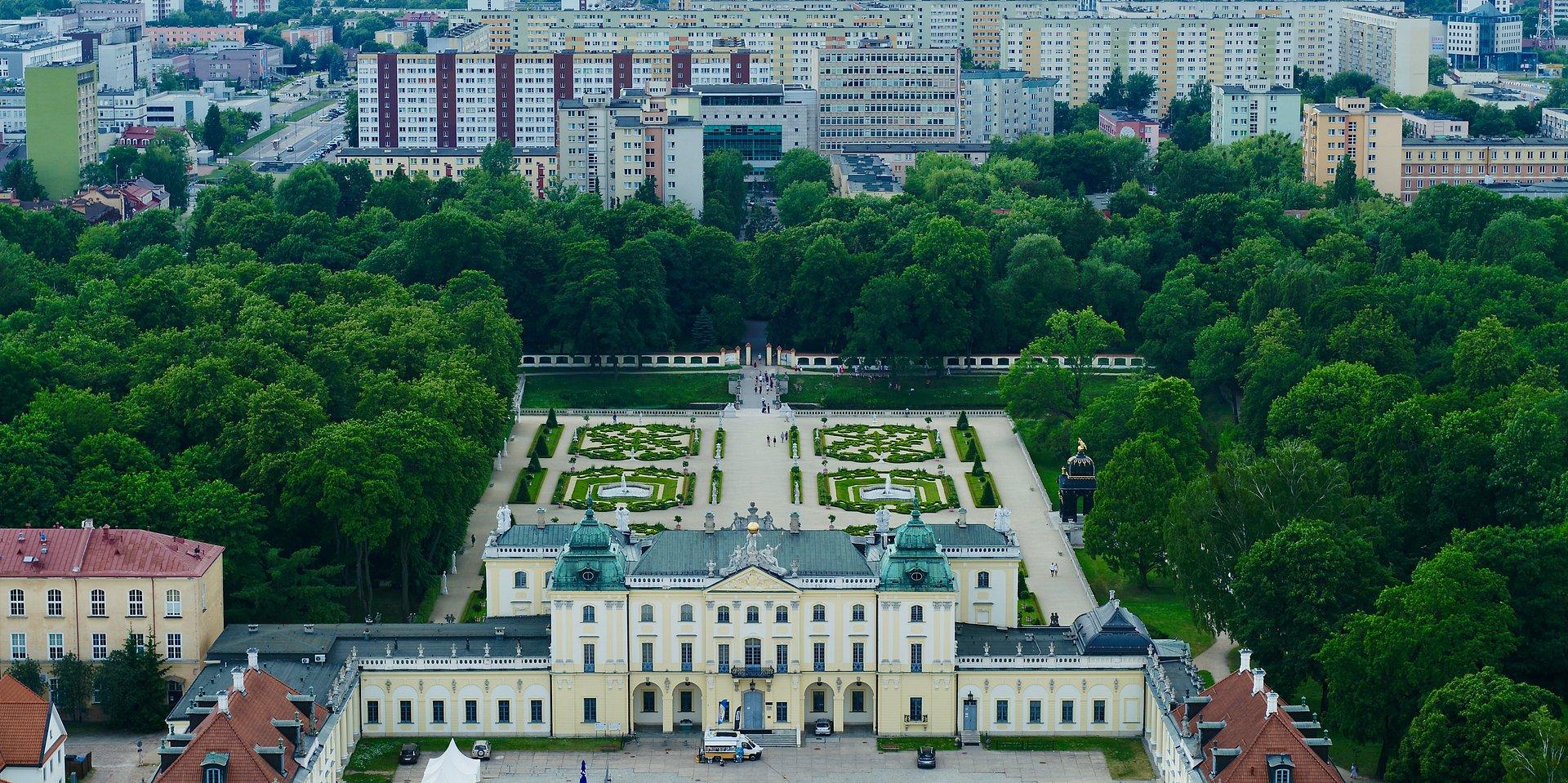 Zamki, pałace i dworki w nowym sezonie programu POLSKA Z GÓRY