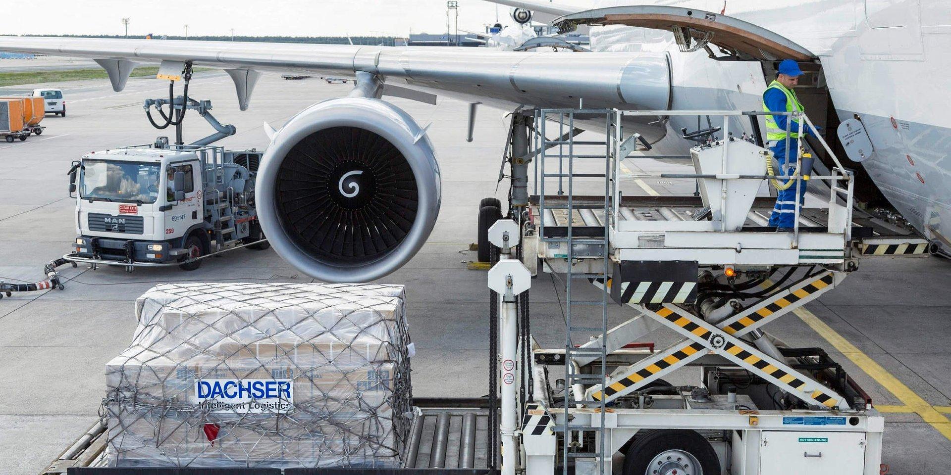 Global Air Freight Security Network na straży bezpieczeństwa transportu lotniczego w DACHSER