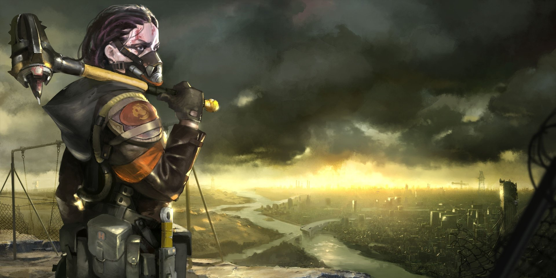Dustwind - The Last Resort is coming to consoles on 15th September 2021!