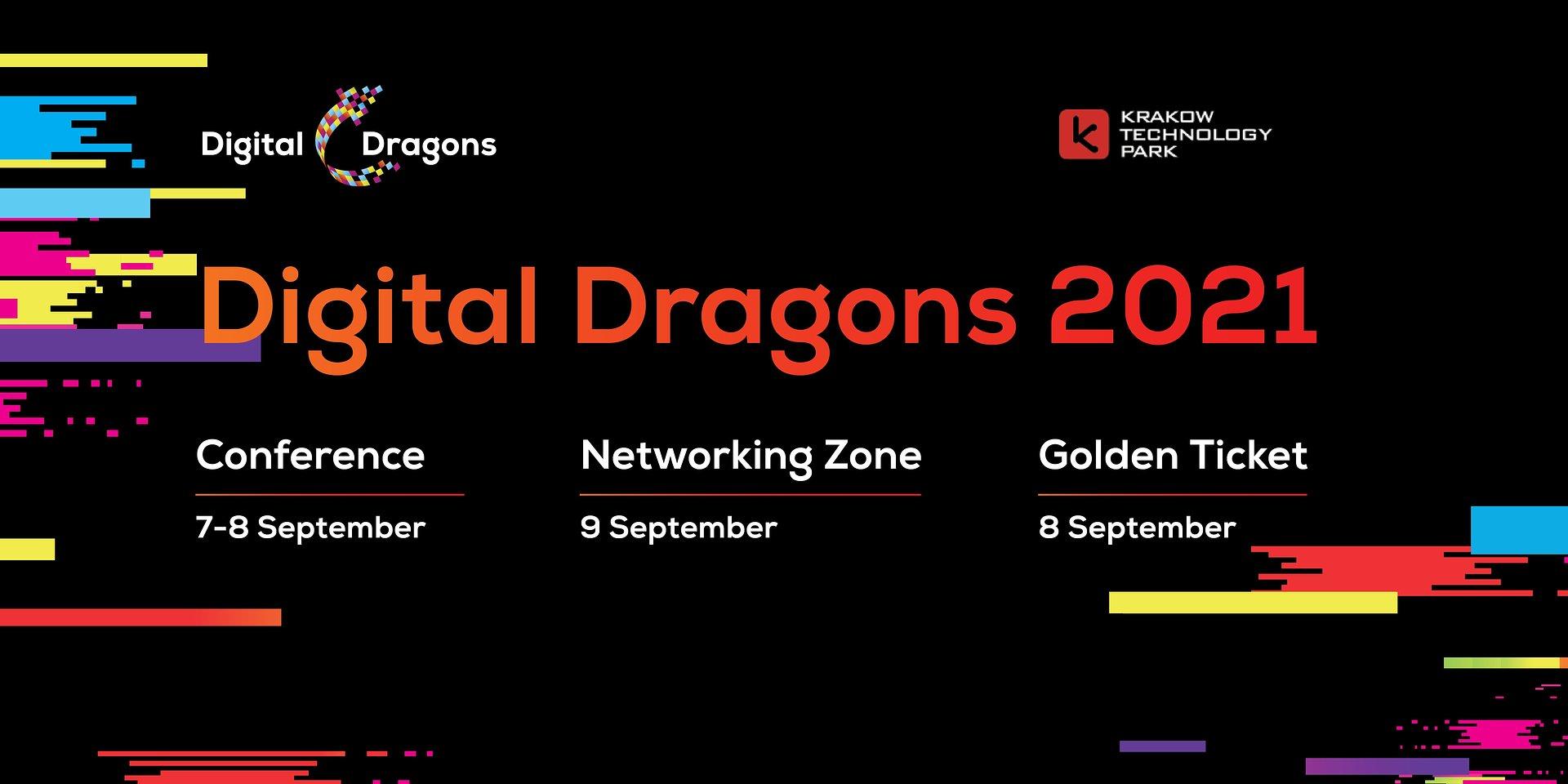 Давайте встречаться онлайн и офлайн на нетворкинге Digital Dragons в Кракове!
