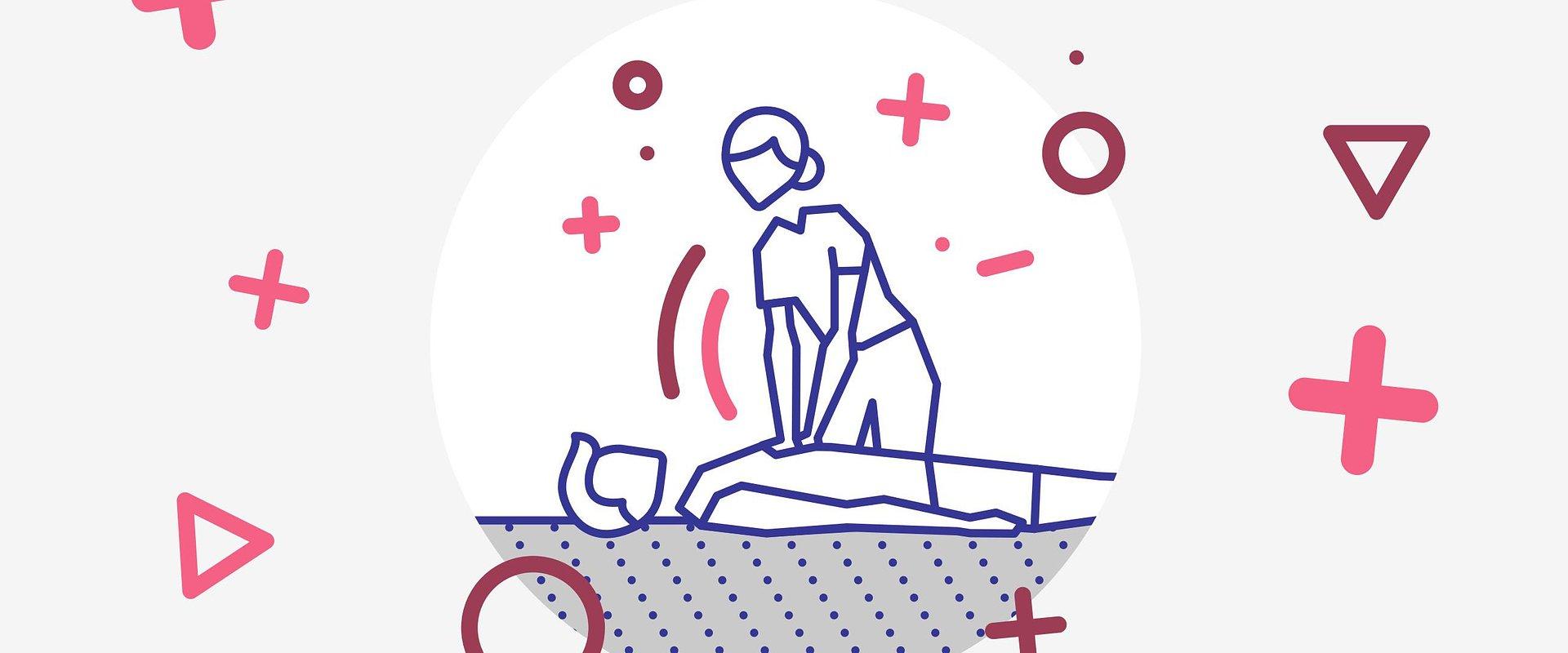 Algorytmy pierwszej pomocy dla Partnerów sportowych Benefit Systems
