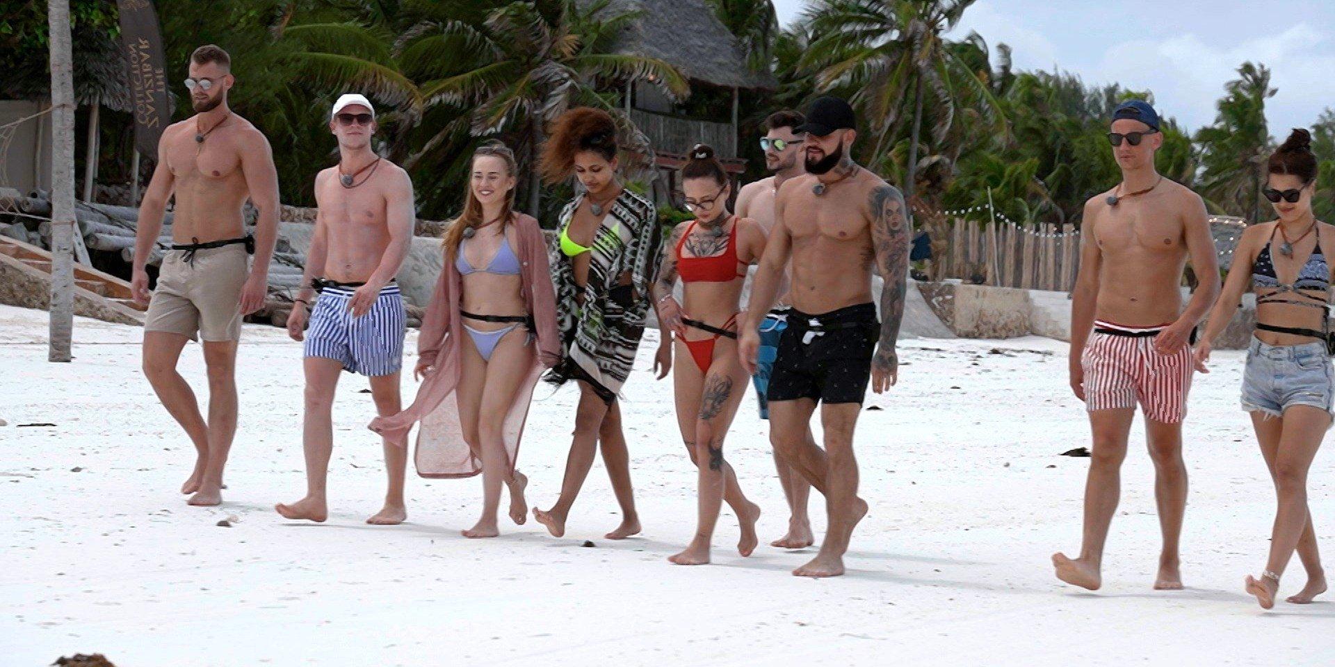 Hotel Paradise 4: CZY SINGIEL ROZBIJE JEDNĄ Z PAR JUŻ DRUGIEGO DNIA?
