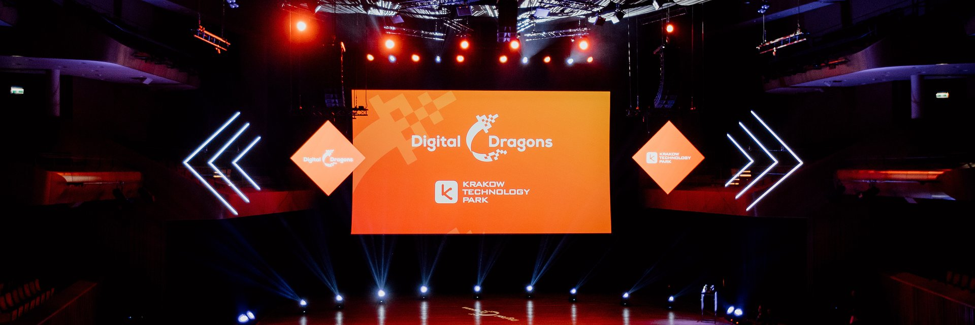 Let's meet at Digital Dragons online, and face to face during the networking day in Krakow!
