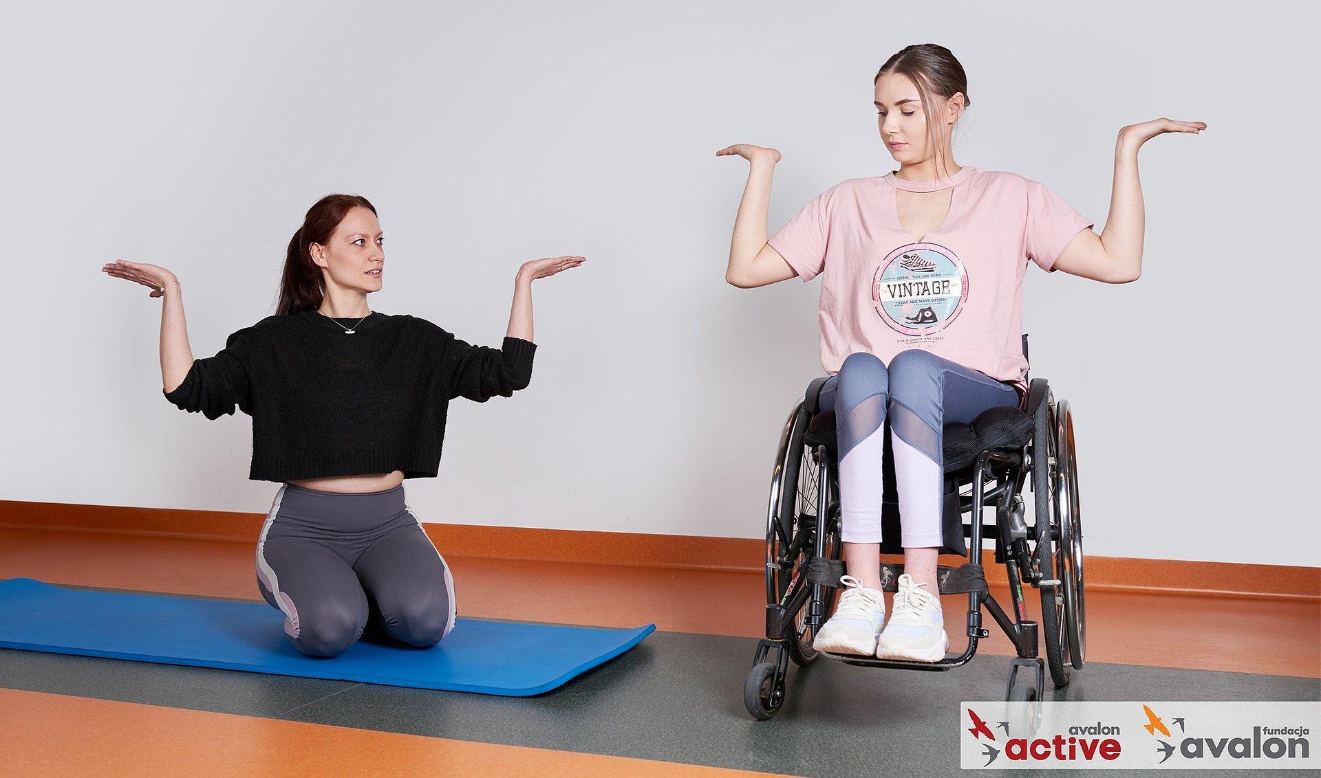 Joga dla osób z niepełnosprawnością ruchową