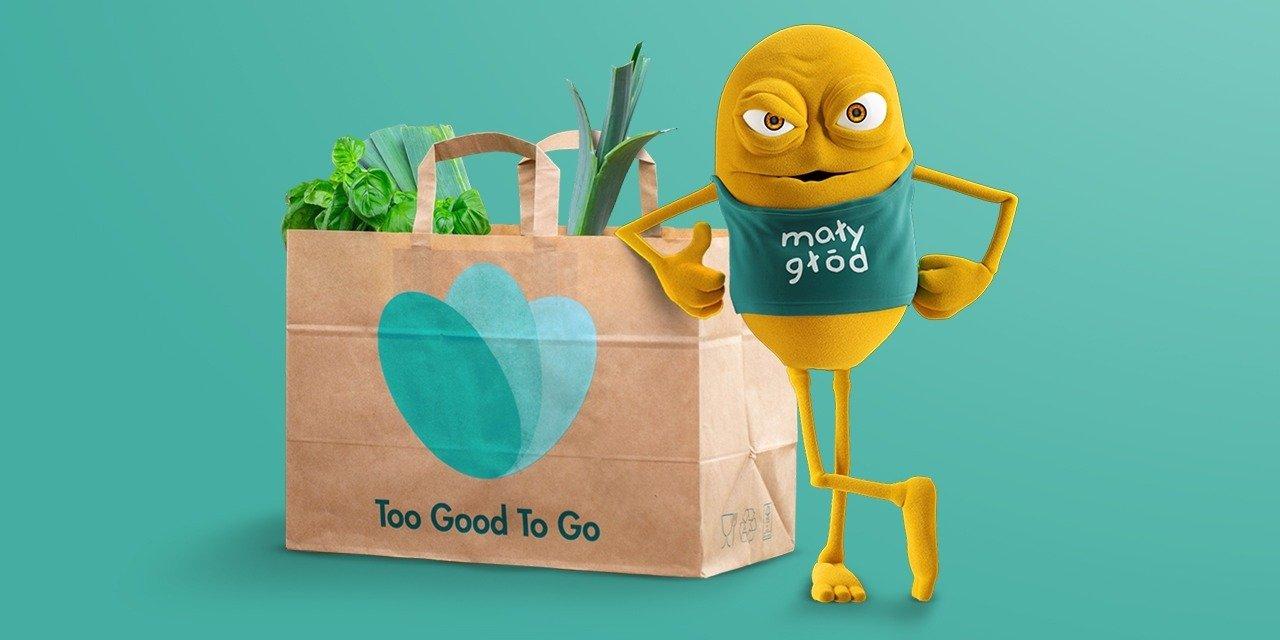Mały Głód łączy siły z Too Good To Go