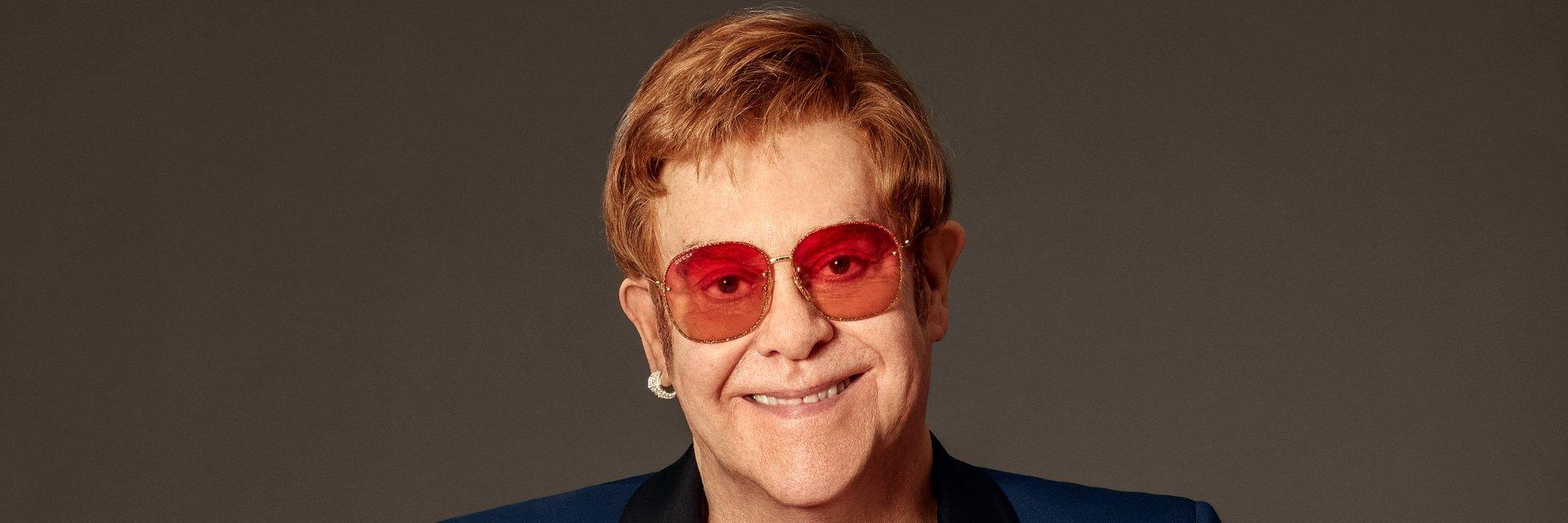 Elton John wydaje nową płytę. Na krążku mnóstwo gwiazd!