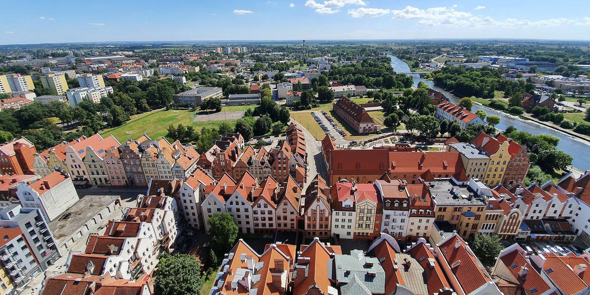 PKO Bank Polski kontynuuje obsługę budżetu miasta Elbląg