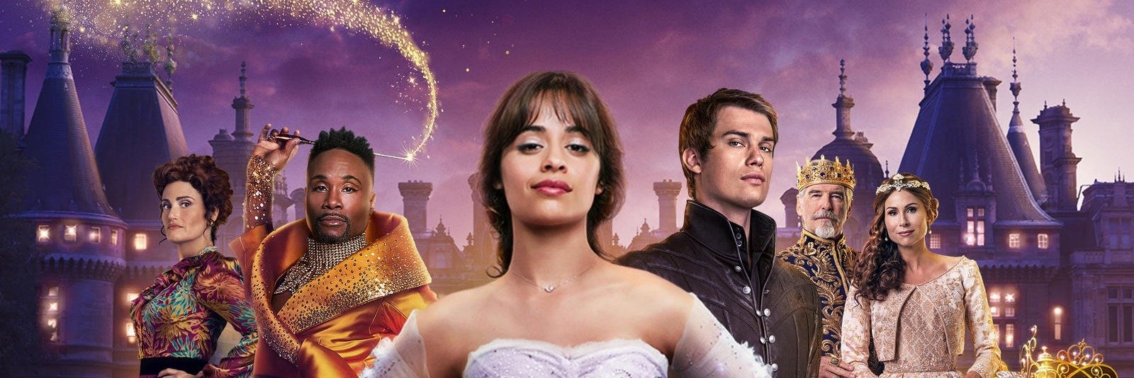 """Przedstawiamy: płyta z muzyką do filmu """"Cinderella""""."""