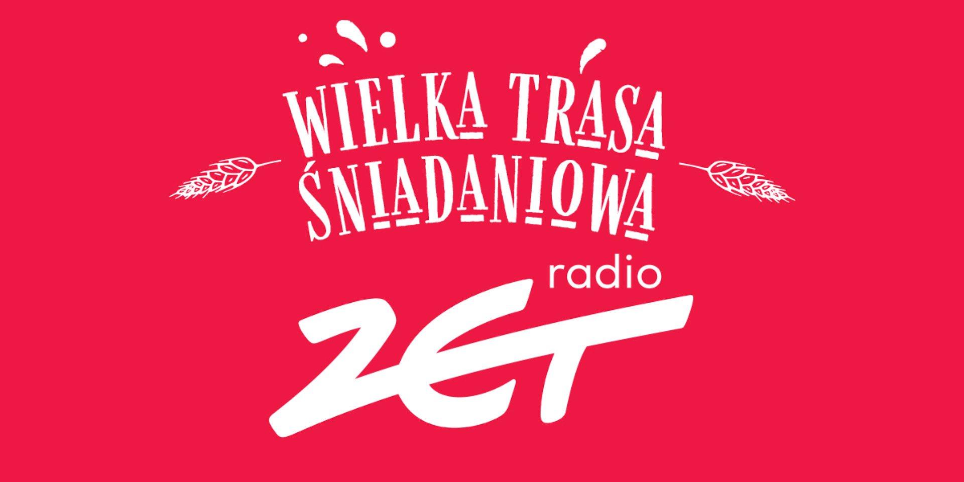 Radio ZET z plenerowym studiem DDB i trasą śniadaniową