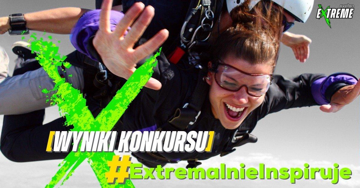 Niepełnosprawni skoczą ze spadochronem na Helu. Znamy zwycięzców konkursu Avalon Extreme!