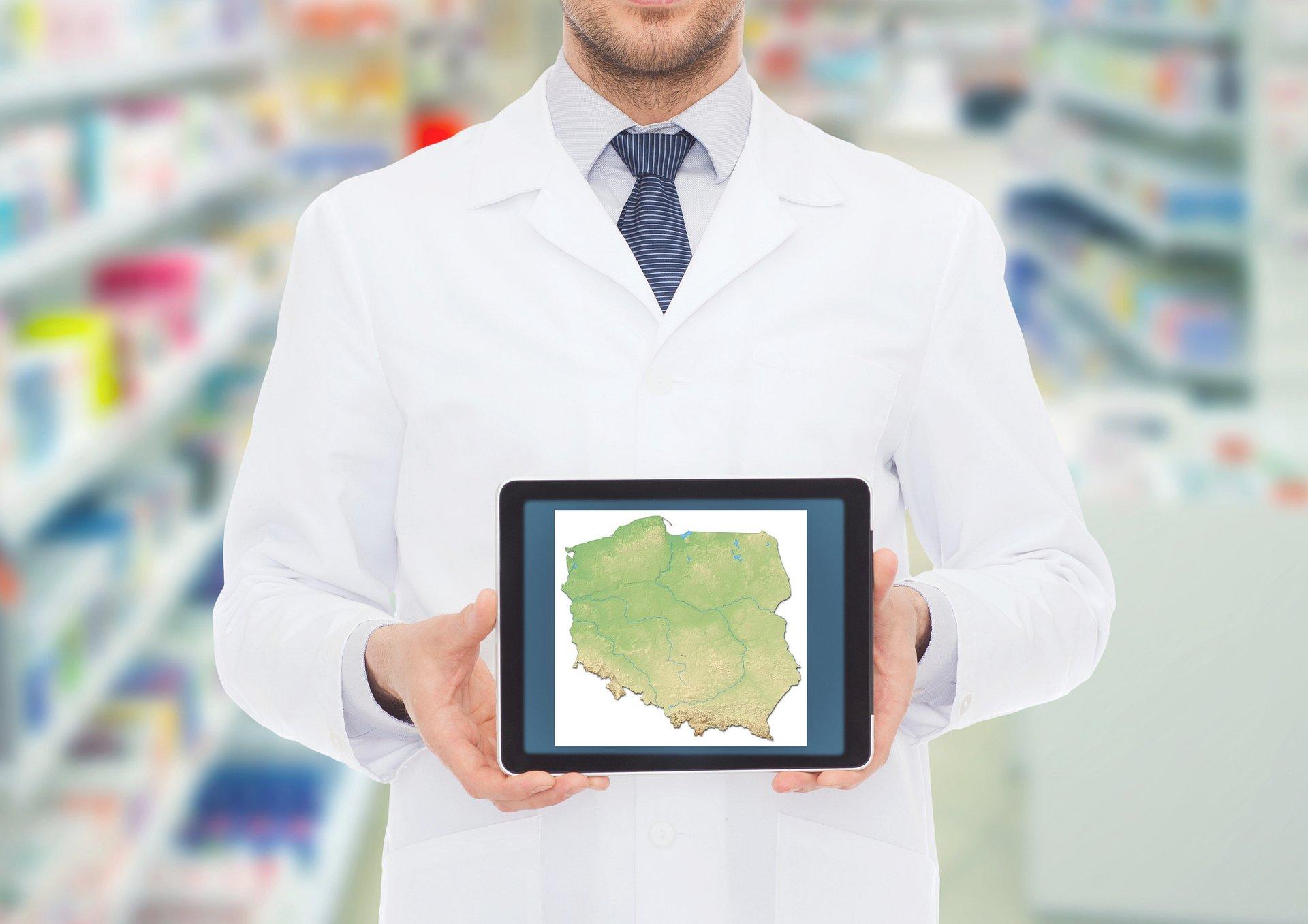 Farmaceuci na mapie potrzeb zdrowotnych