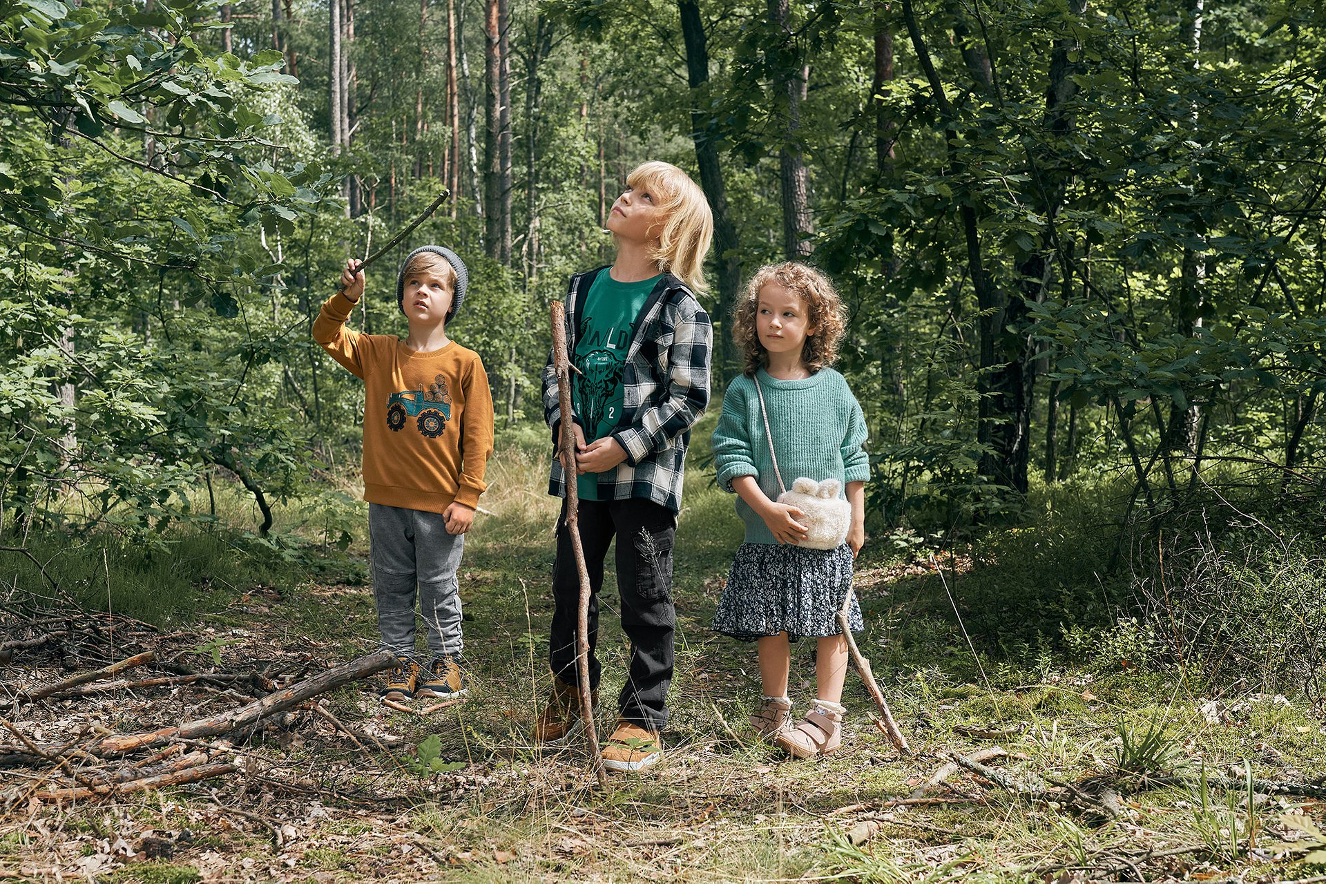 COOL CLUB jesień 2021 – kolekcja Forest