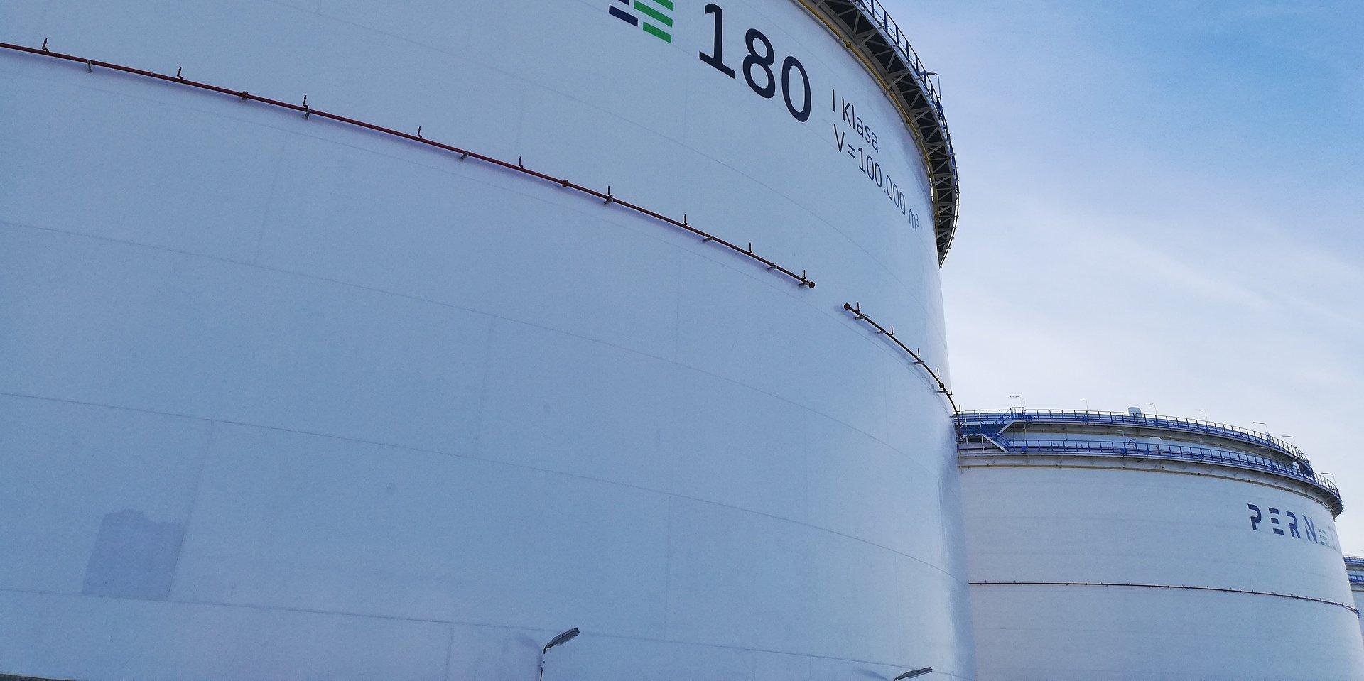 PERN ukończył budowę Terminala Naftowego w Gdańsku