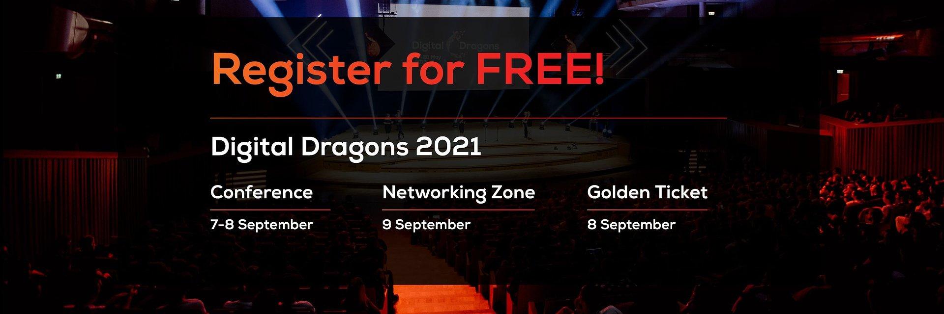 Już jutro rozpoczyna się konferencja branży gier Digital Dragons – weź udział za darmo!