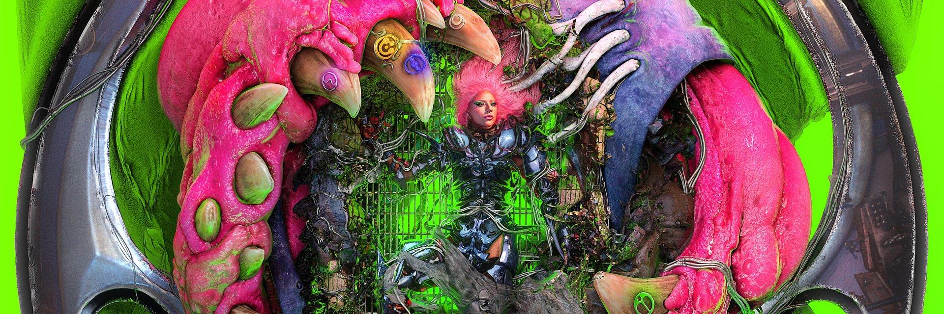 """Lady Gaga przedstawia """"Dawn of Chromatica"""""""