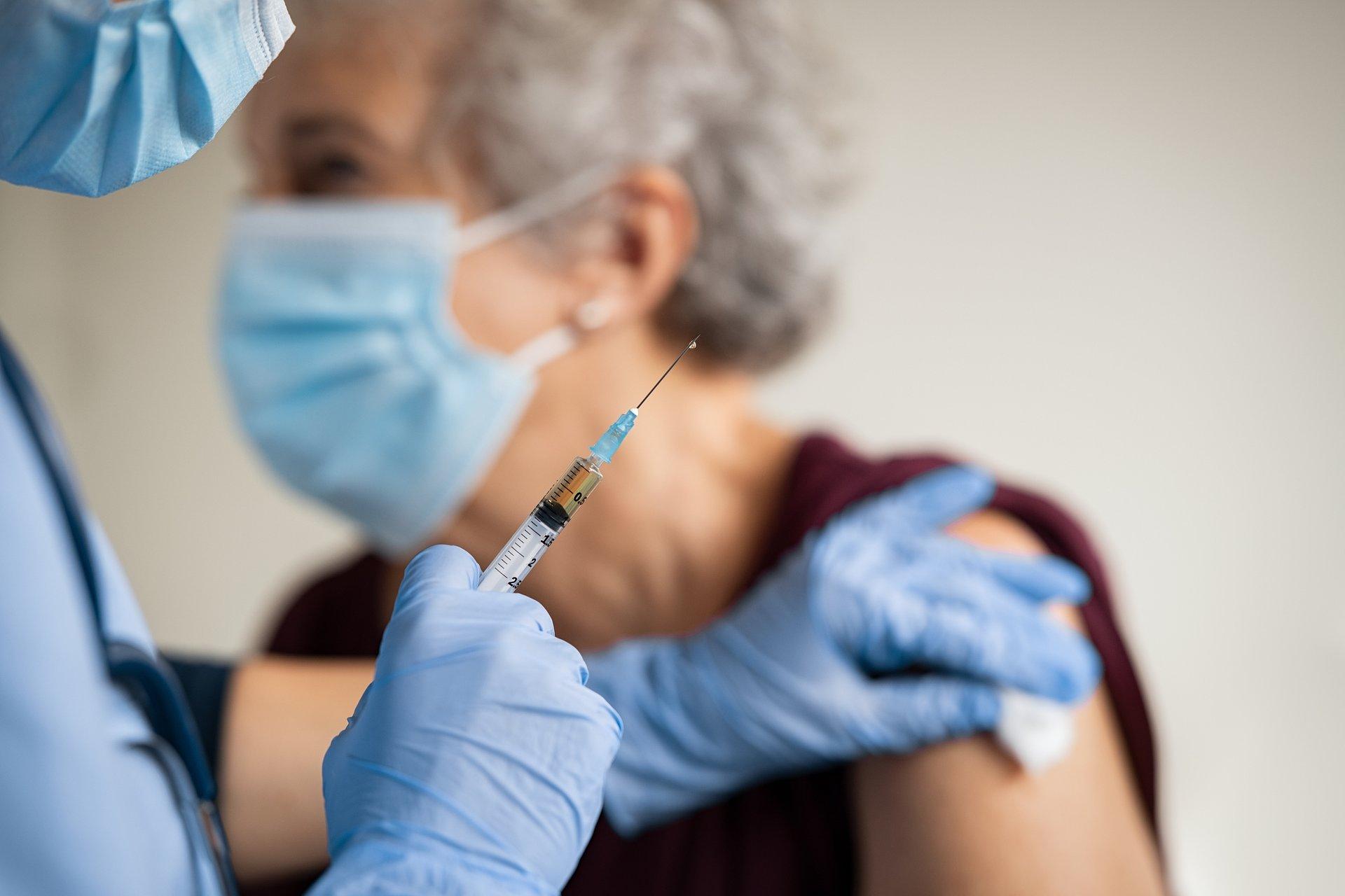 Szkolenia z wykonywania szczepień. Informacja dotycząca naboru