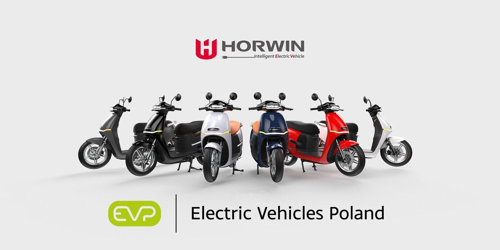 Electric Vehicles Poland partnerem marki HORWIN