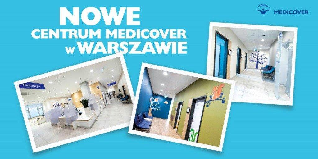 Warszawa z szansą na lepsze zdrowie od Medicover