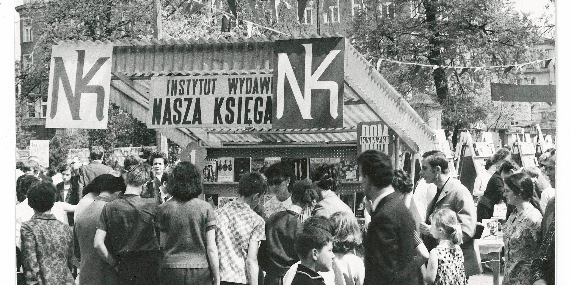 100 lat Naszej Księgarni. Poznaj wydawcę Mikołajka i Pucia!