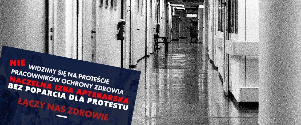 Farmaceuci nie będą protestować 11 września