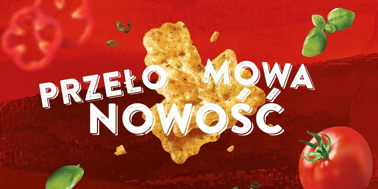 VMLY&R Poland z kampanią launchującą krakersy Lay's Oven Baked