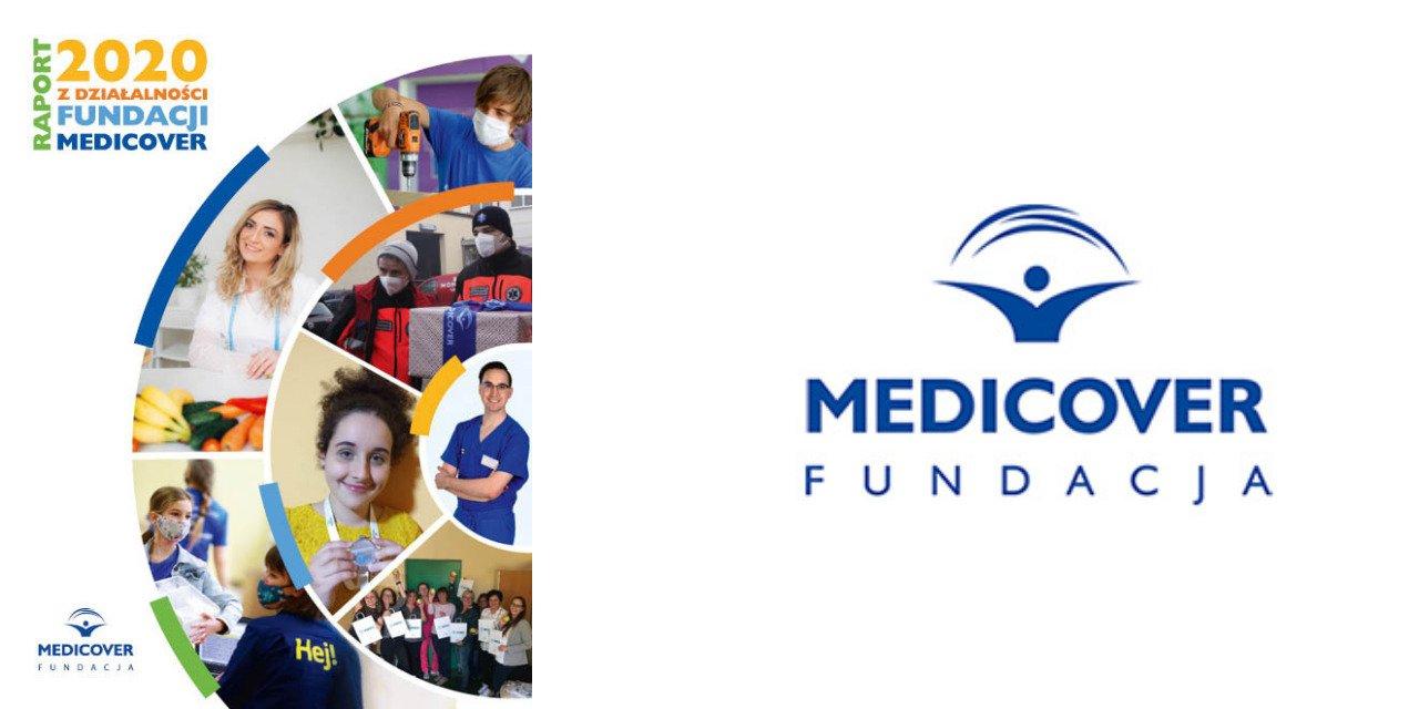 Raport Roczny Fundacji Medicover 2020