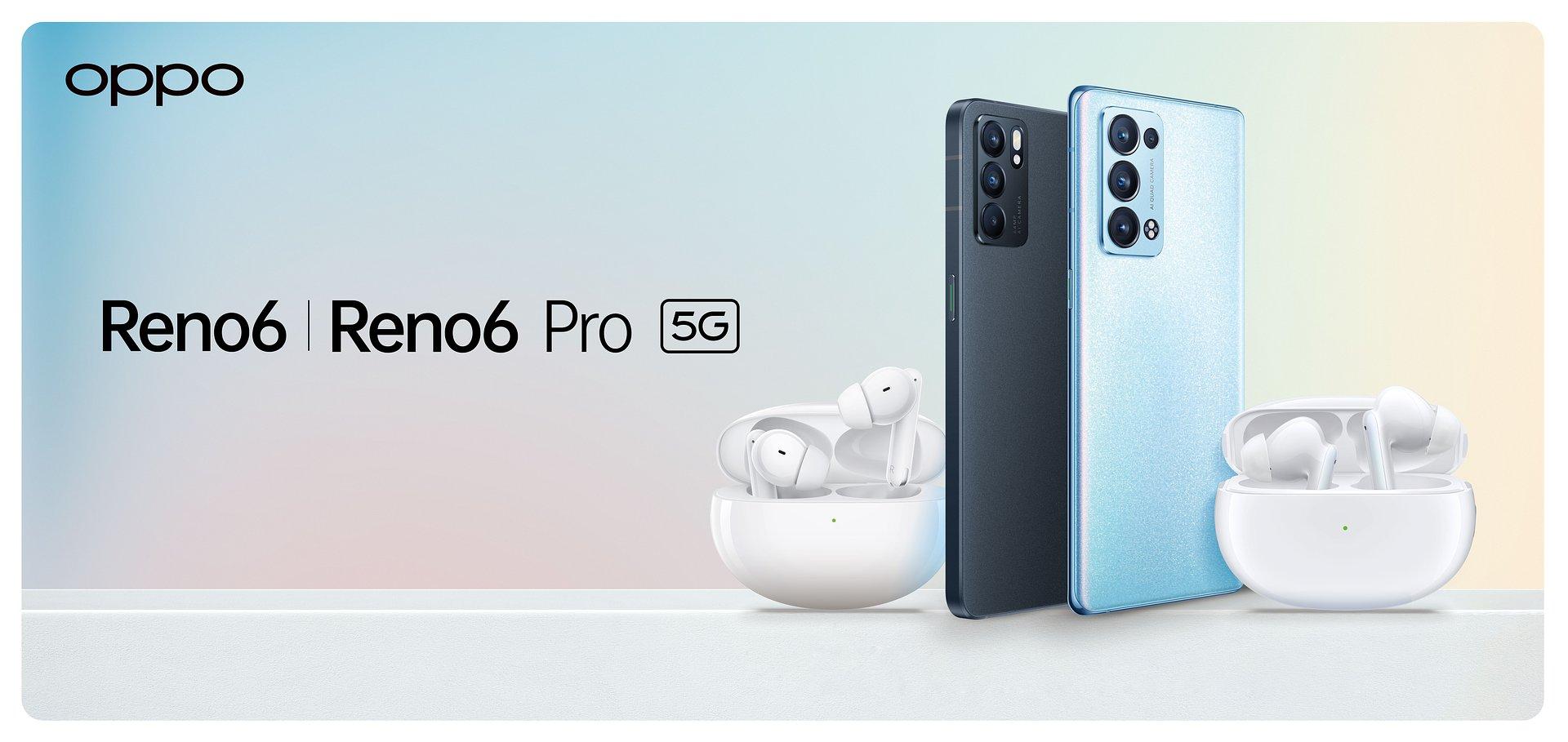 Wyjątkowa jakość wideo od OPPO – poznaj nową serię smartfonów OPPO Reno6!