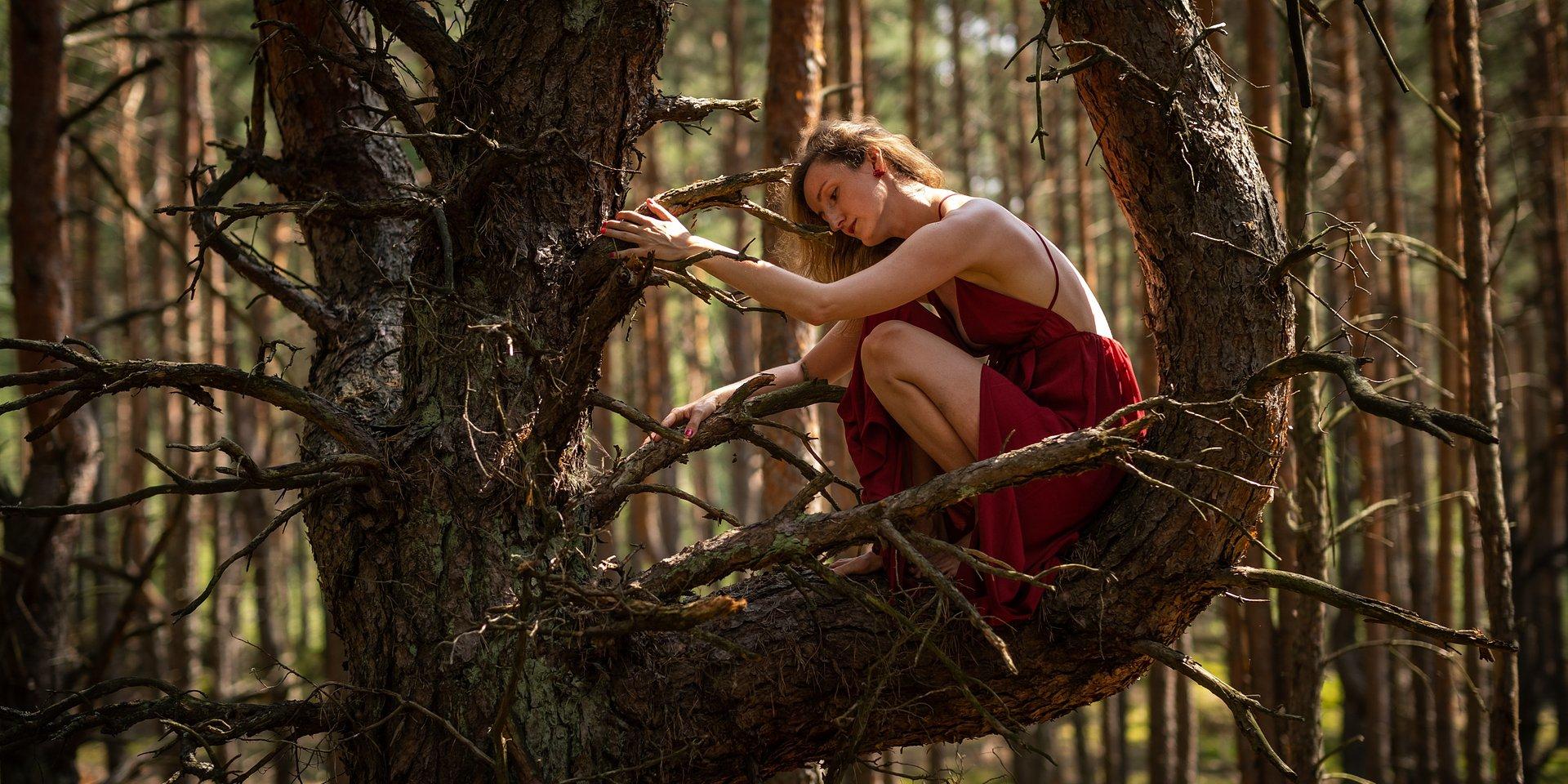 Portret choreograficzny – Paulina Święcańska