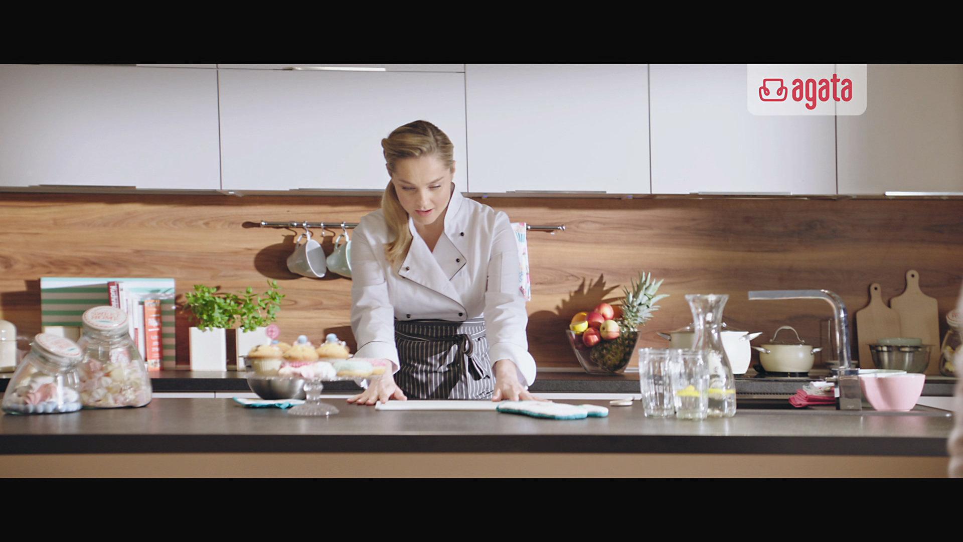 Salony Agata z Małgorzatą Sochą – po raz trzeci. Właśnie startuje nowa kampania promocyjna.
