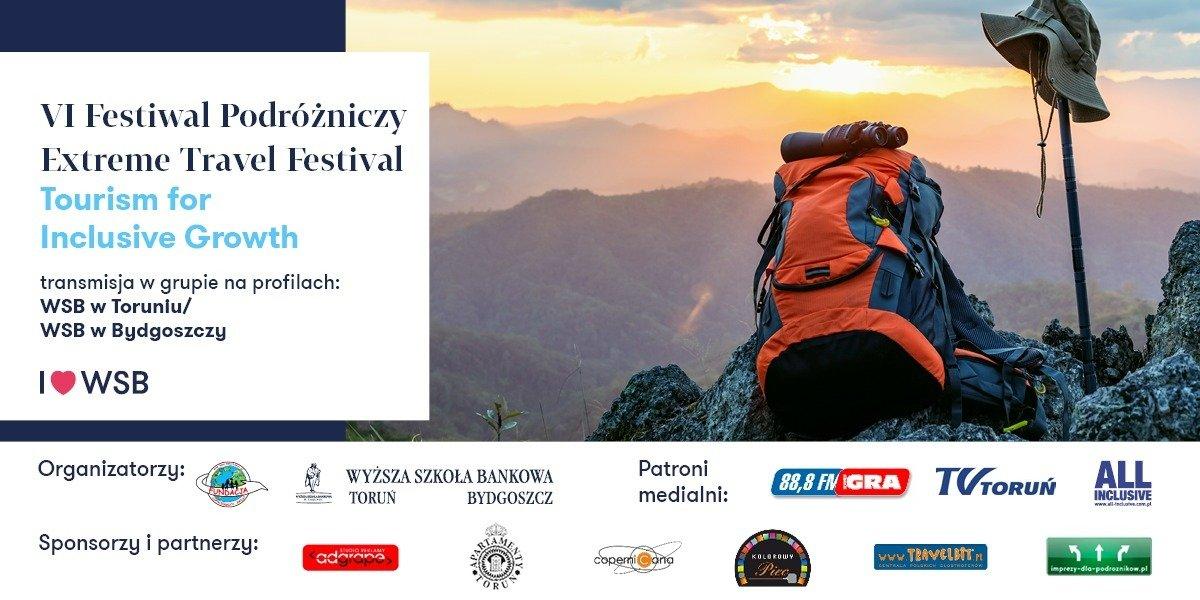 Festiwal podróżniczy pokaże wszystkie oblicza turystyki