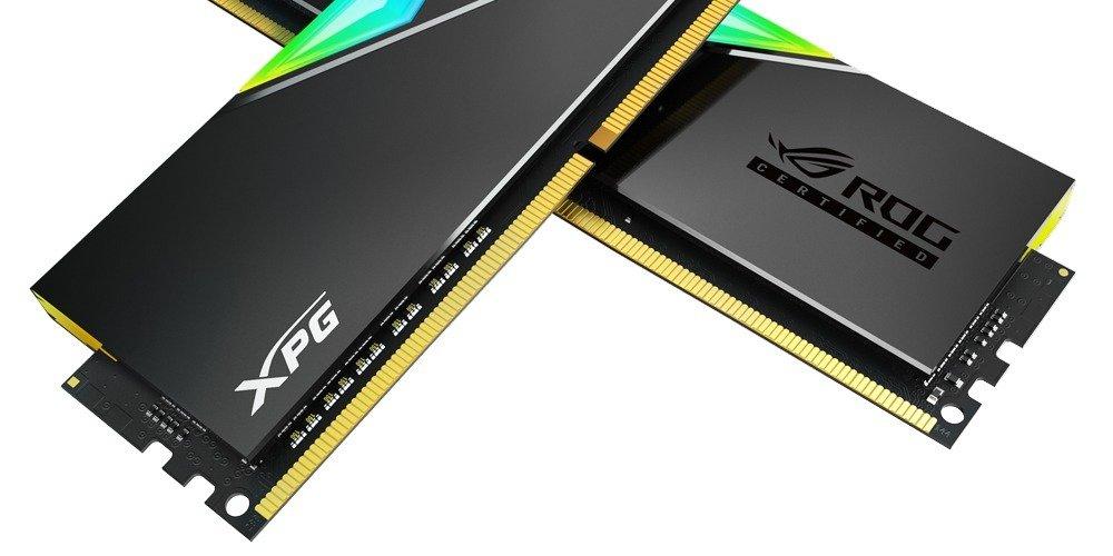 Nowość od XPG: moduł pamięci DDR4 RGB SPECTRIX D50 z certyfikatem ROG