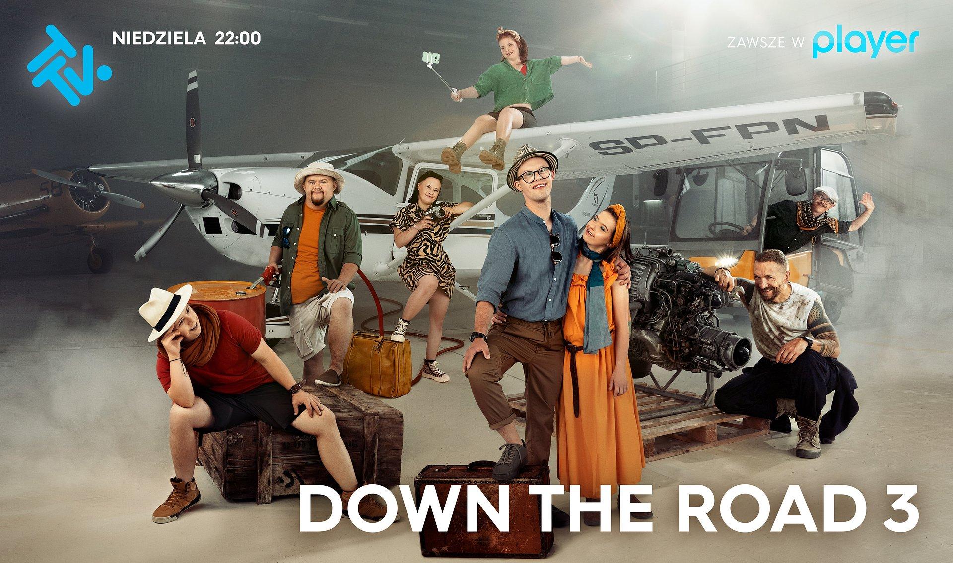 """Trzecia seria """"Down the road"""" od 3 października w TTV!"""