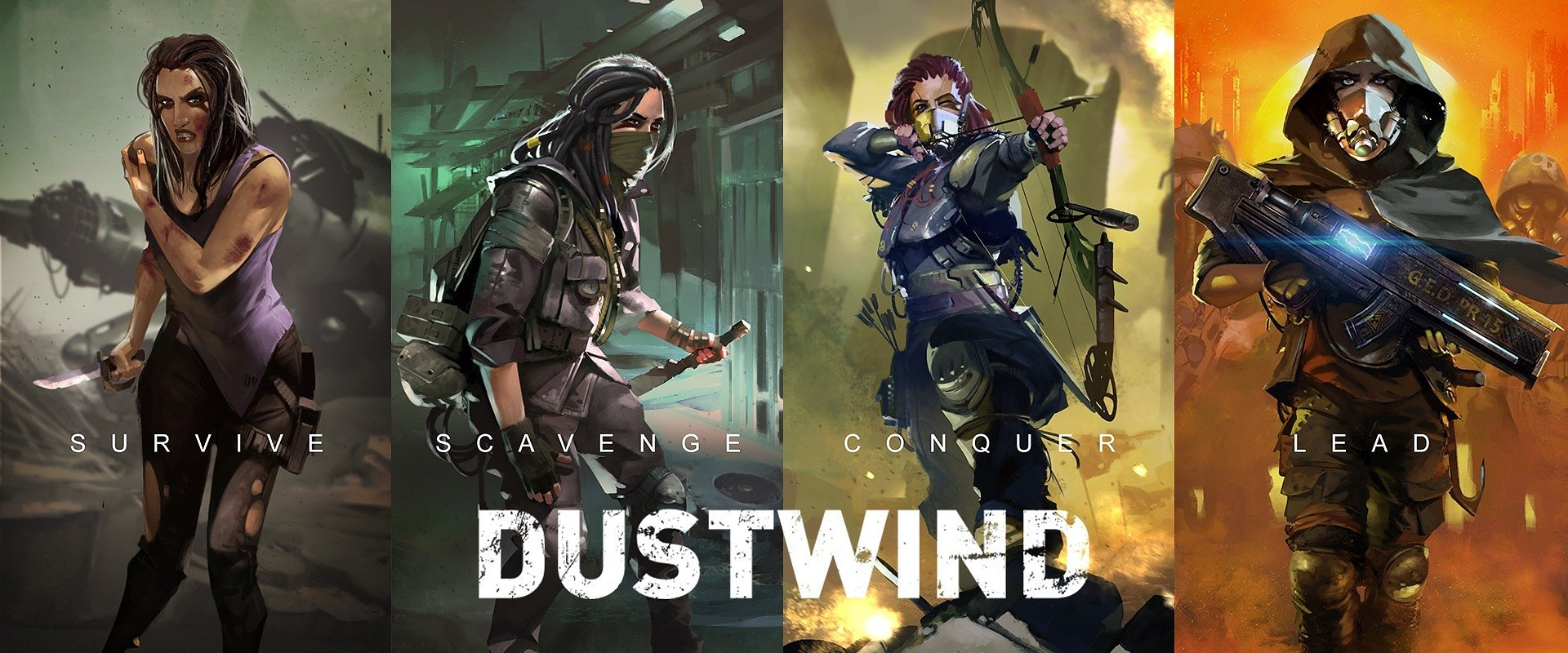 Face the Wasteland and save your daughter! Dustwind - The Last Resort is available on consoles!