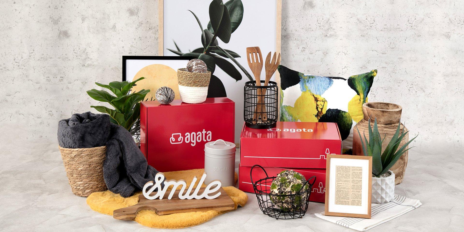 Zakupy online z agatameble.pl Klienci odbiorą także w Paczkomatach InPost