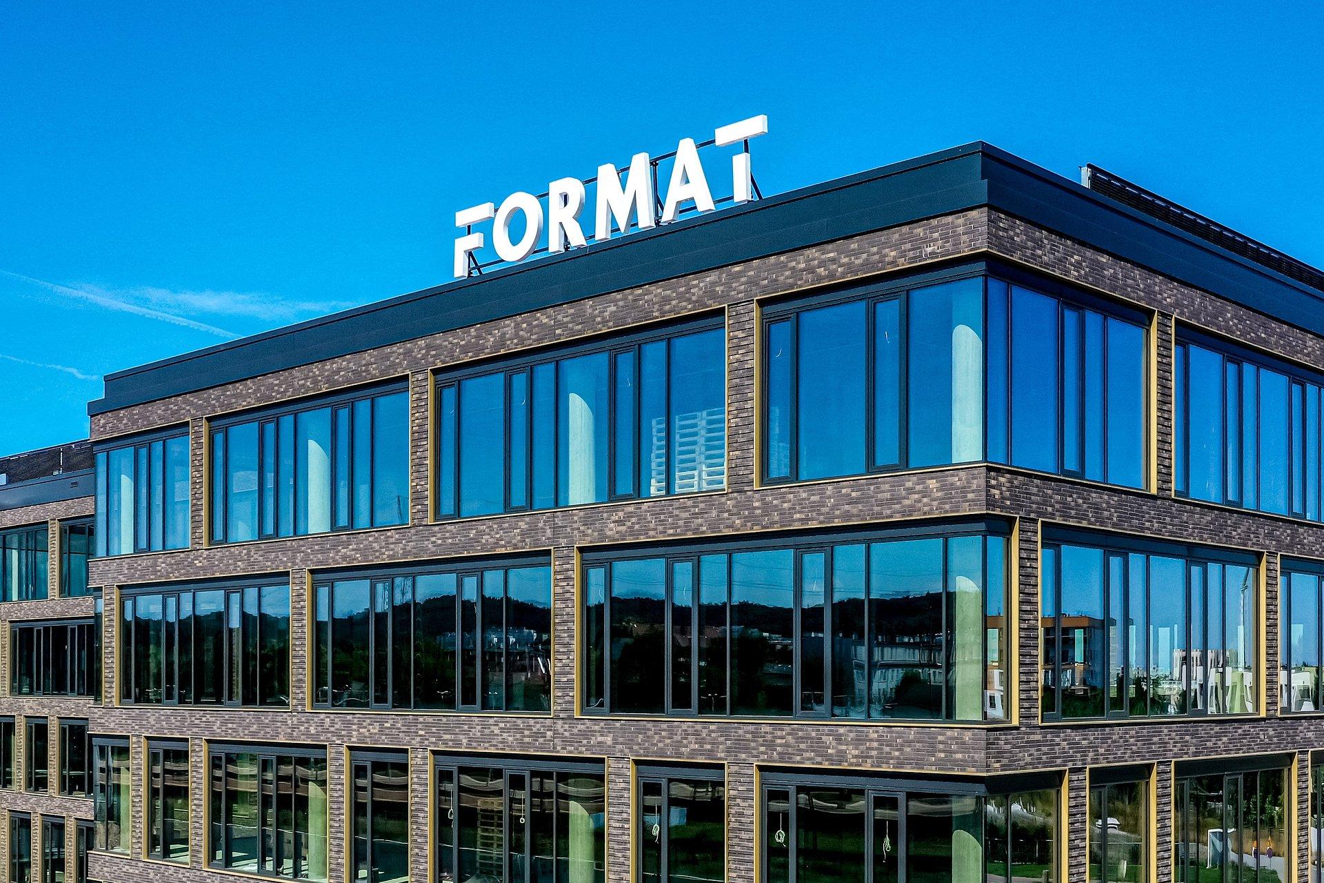 FORMAT – architektoniczna perełka biznesowej części Gdańska