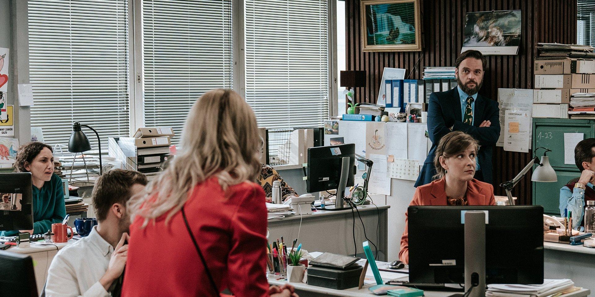 CANAL+ prezentuje: 10 powodów, dla których musisz obejrzeć THE OFFICE PL. Premiera serialu już 22 października.