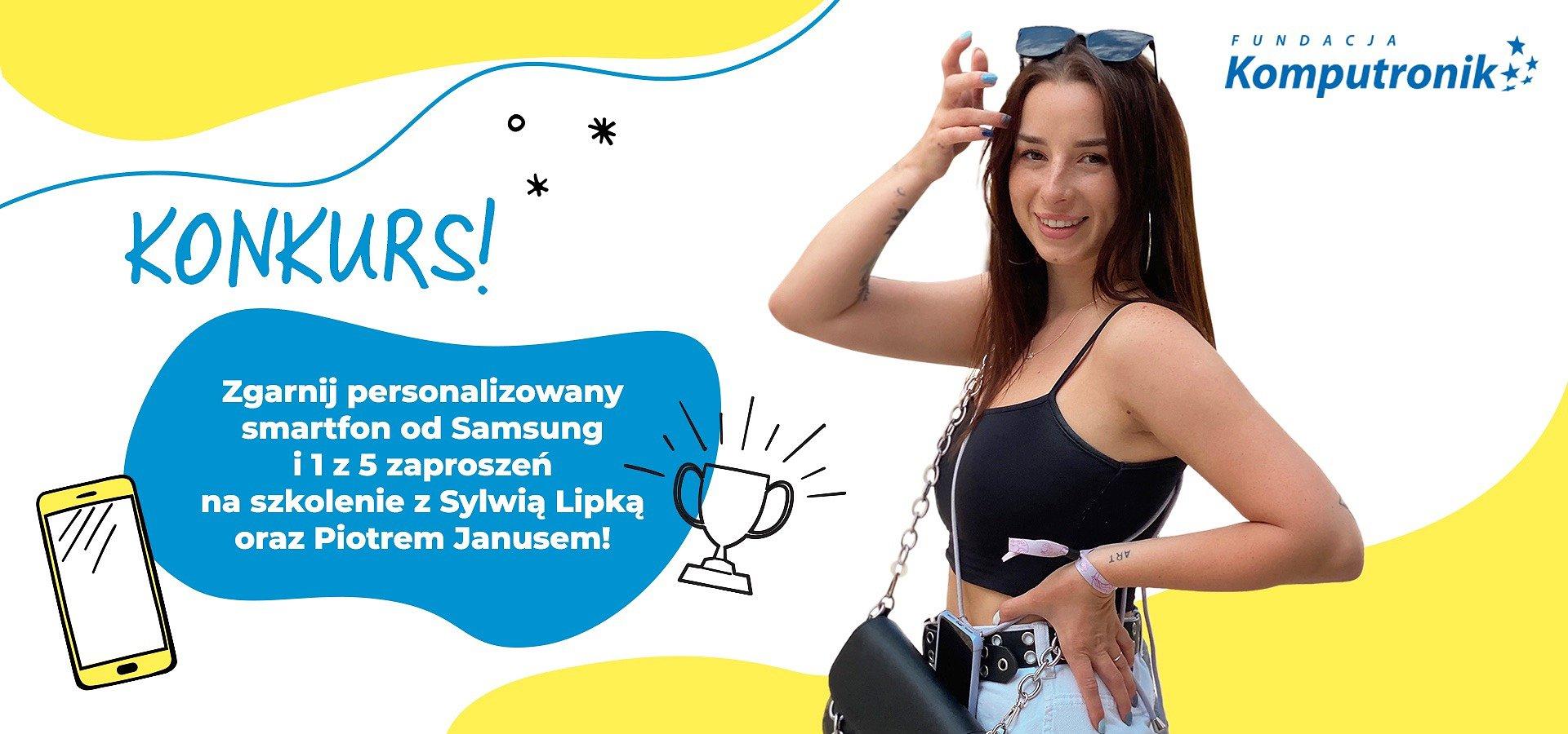 Zostań gwiazdą Instagrama. Sylwia Lipka i Piotr Janus powiedzą Ci jak to zrobić