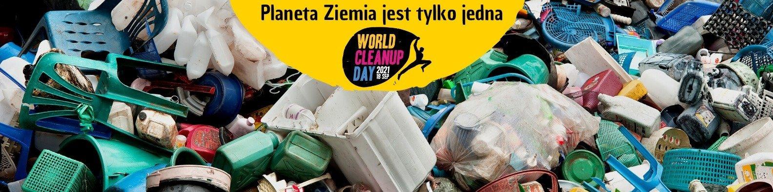 Już w najbliższą sobotę rusza Sprzątanie Świata