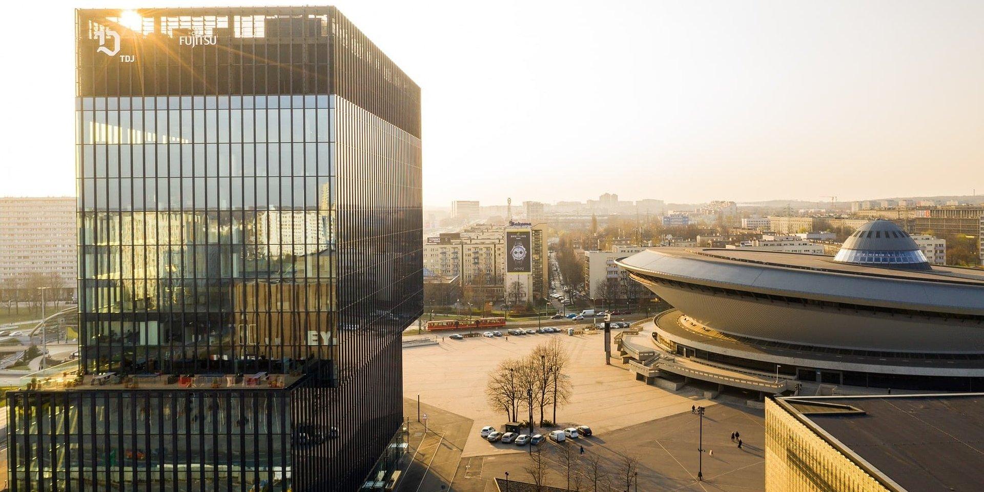 Colliers z nowym adresem w Katowicach