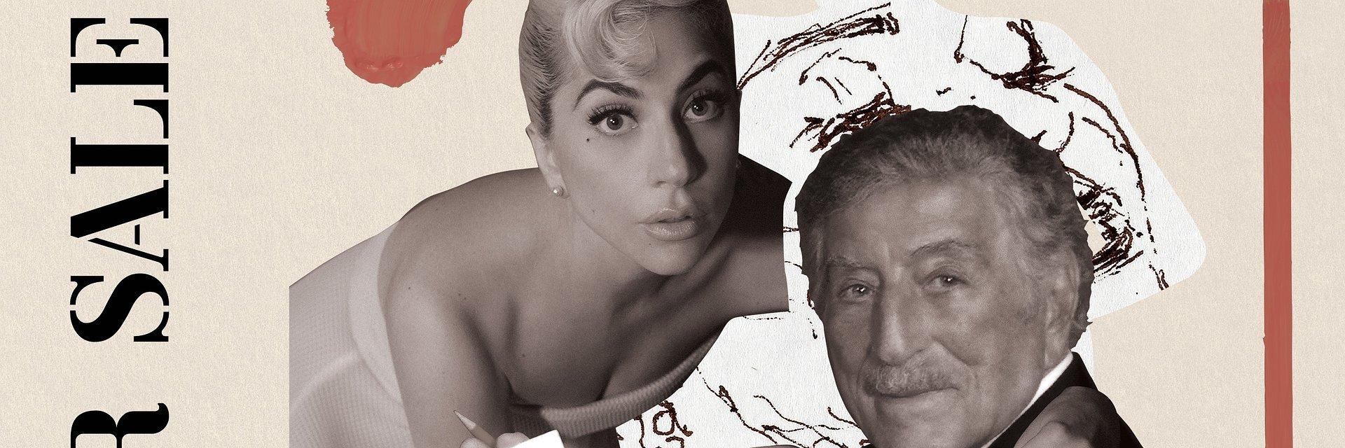 """Lady Gaga i Tony Bennett w singlu """"Love for Sale"""". Premiera albumu 1 października."""