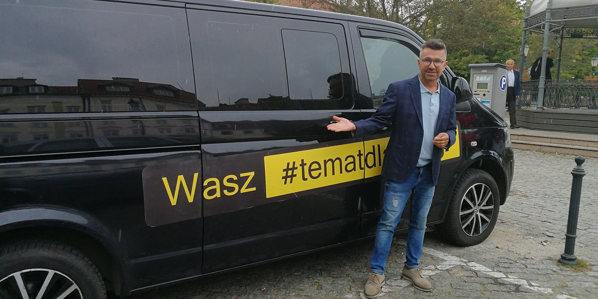 Bus #tematdlauwagi z powrotem na polskich drogach!