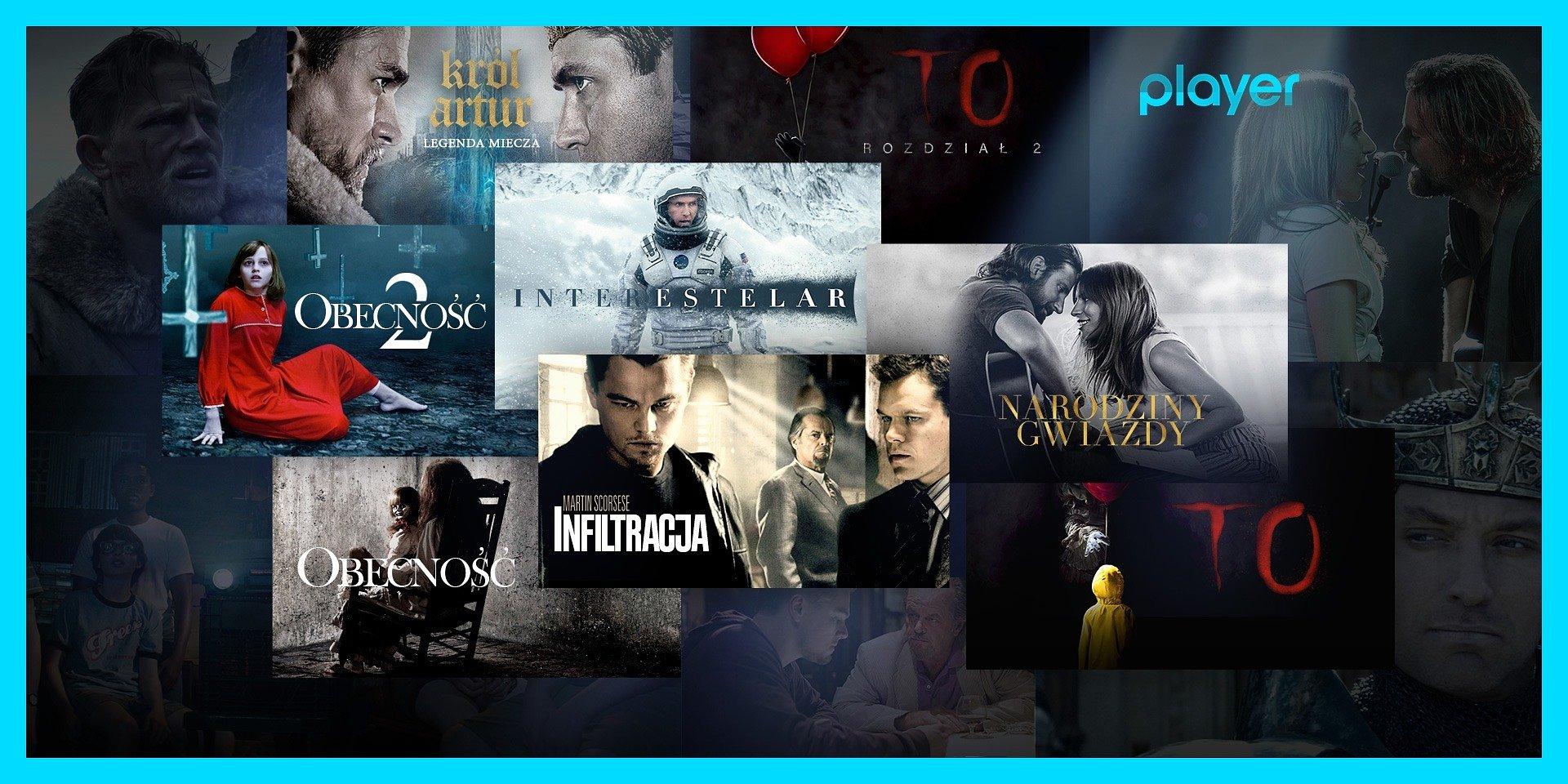 Najlepsze filmy w Twoim pakiecie w Playerze!