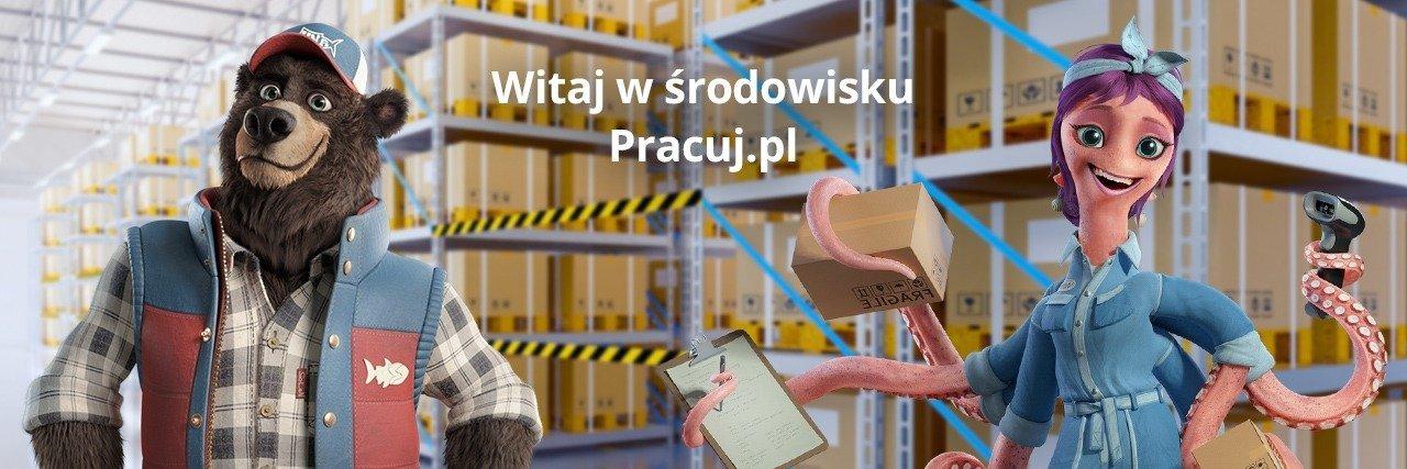 Zwierzaki powracają. Nowe zawody w środowisku Pracuj.pl