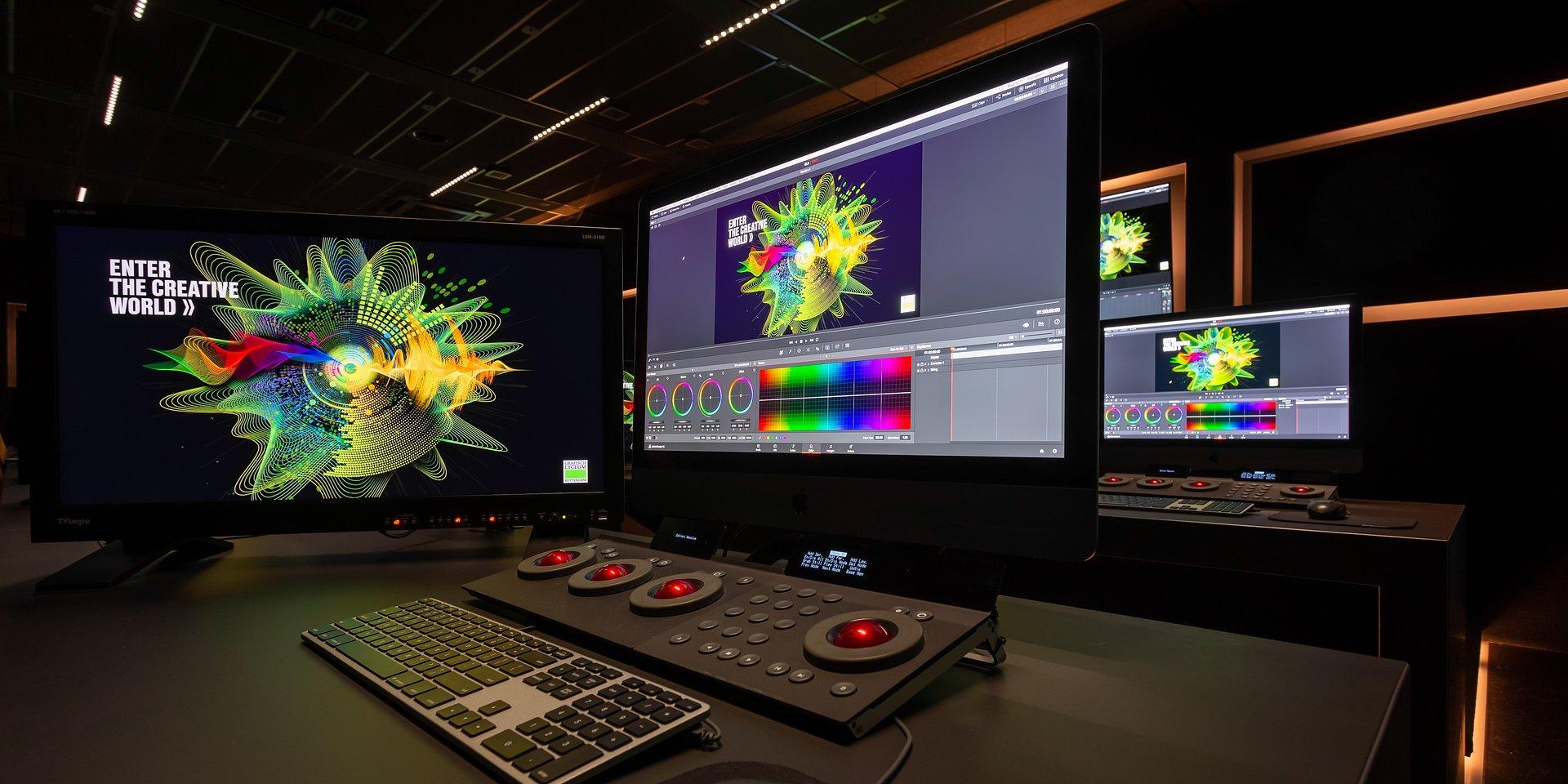 GLR + Extreme = creativity meets technology