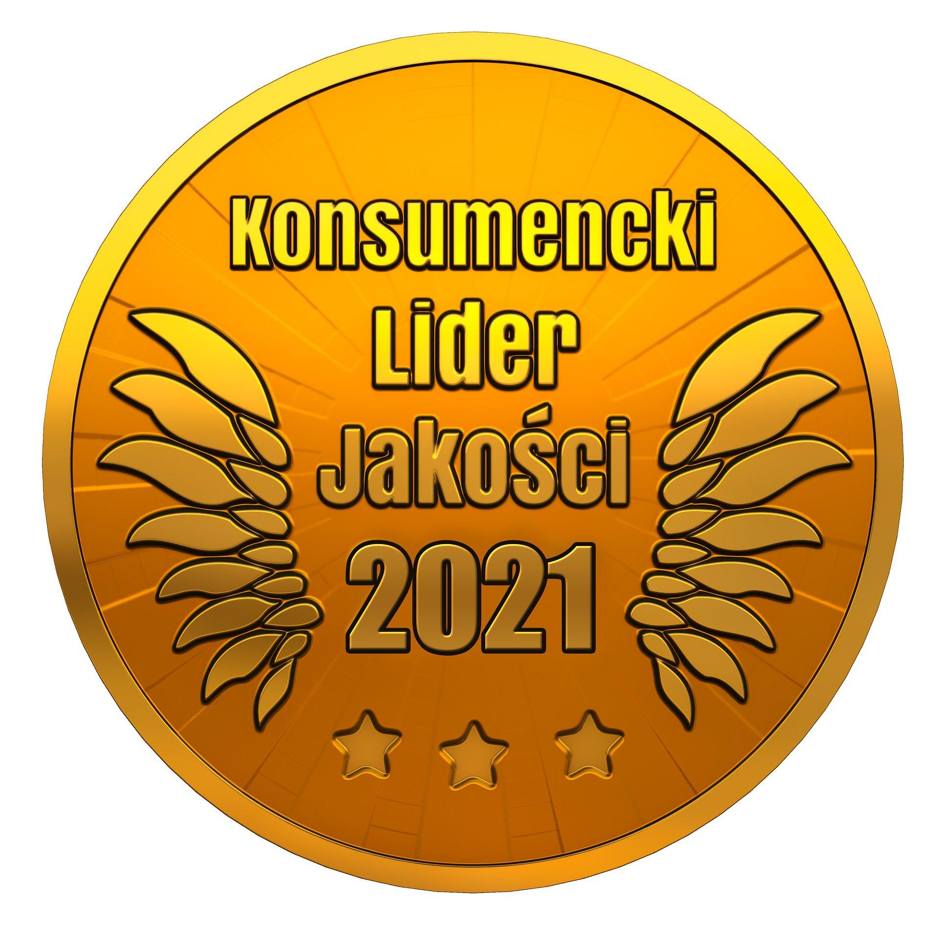 Złoty Laur Konsumencki Lider Jakości 2021 dla Grupy BPS