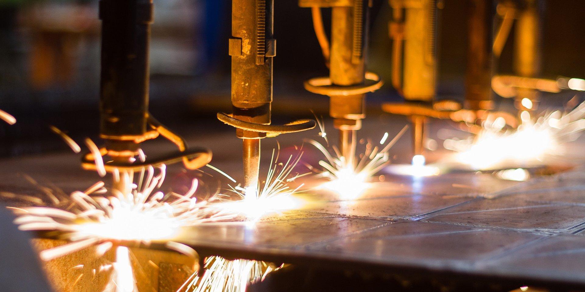Produkcja przemysłowa zwalnia