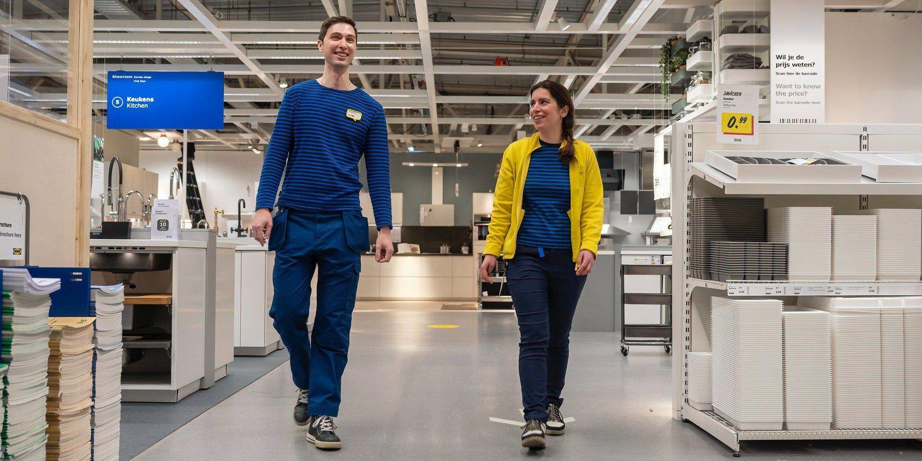 IKEA na drodze ku równości wynagrodzeń niezależenie od płci