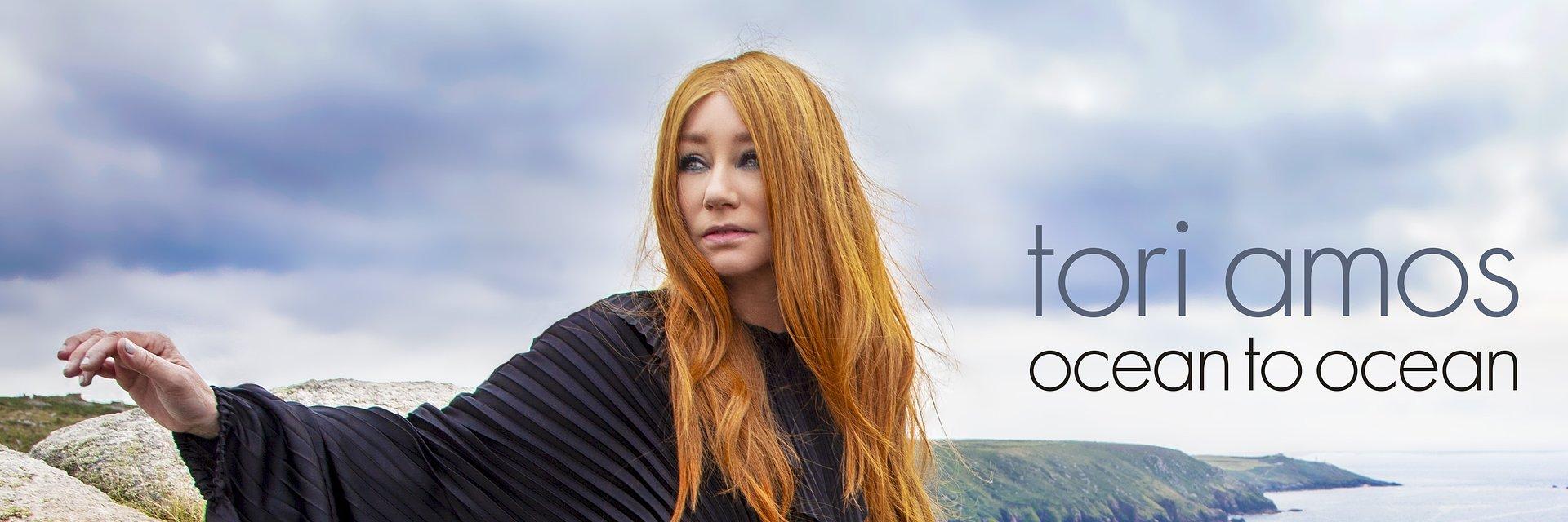 "Tori Amos ""Ocean to Ocean"". Premiera albumu 29 października"